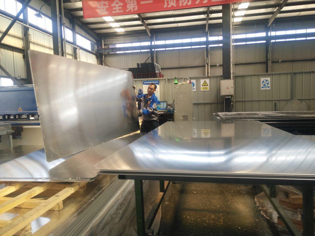 了解下铝单板的防火性能