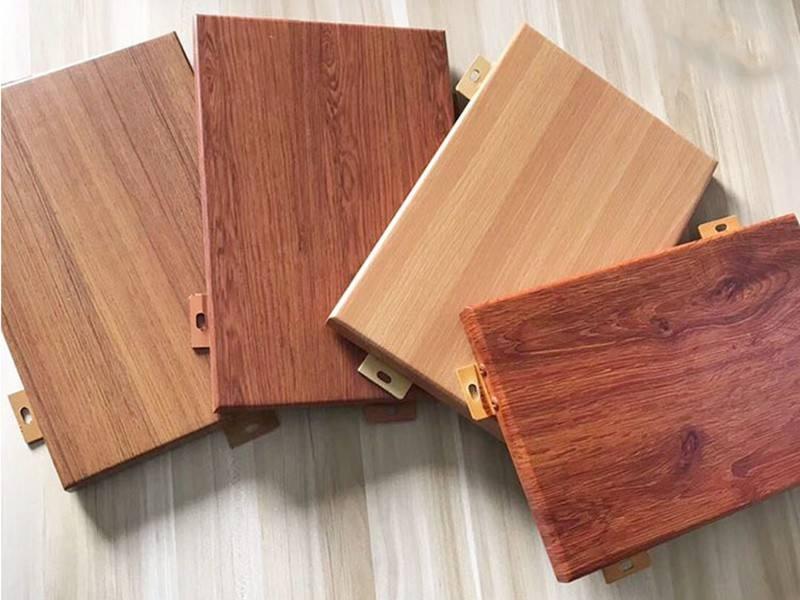实木般的品质——木纹铝单板
