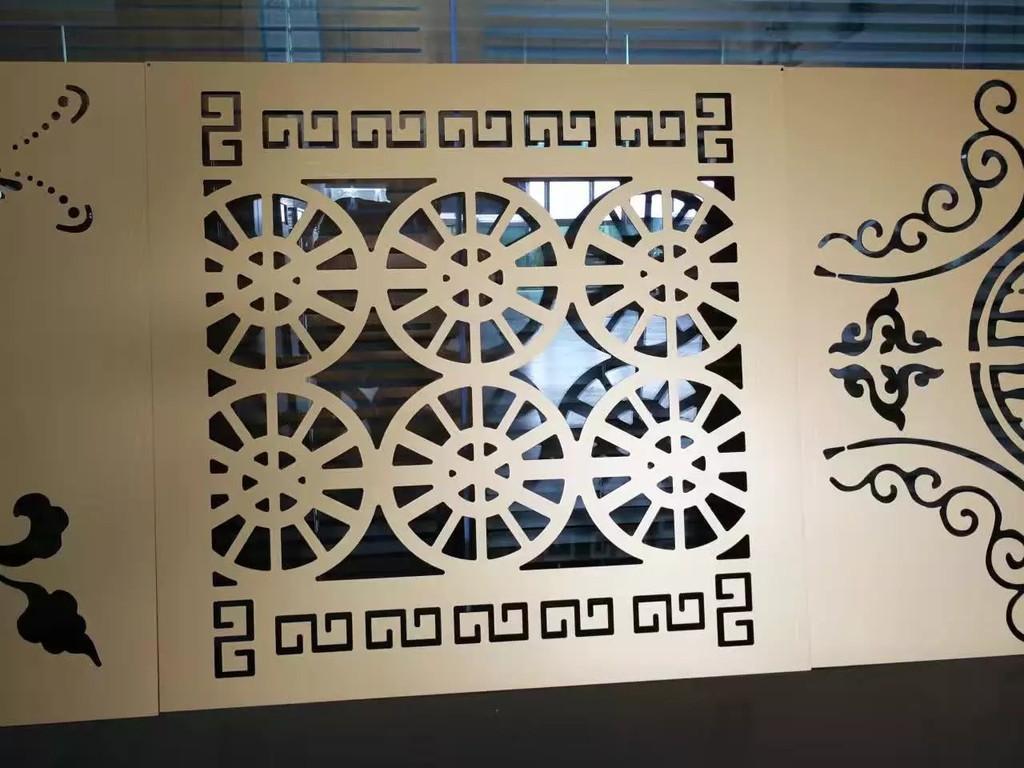 雕花铝单板为何能被大众所关注?