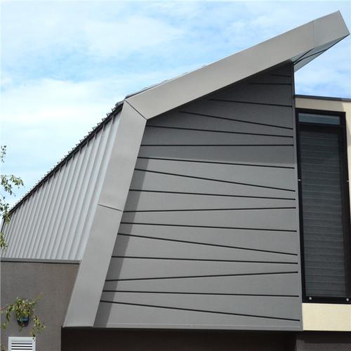 氟碳铝单板为何会受市场欢迎?