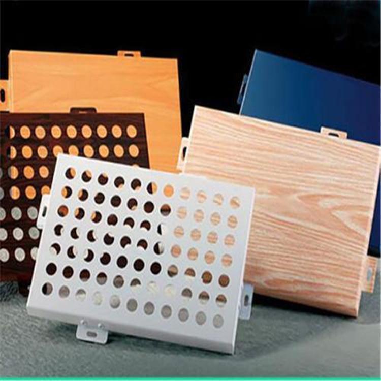 造型铝单板的魅力在于它可变成你想要的模样