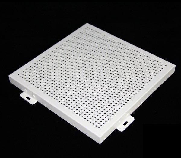 找一个省心的冲孔铝单板厂家是多么重要!