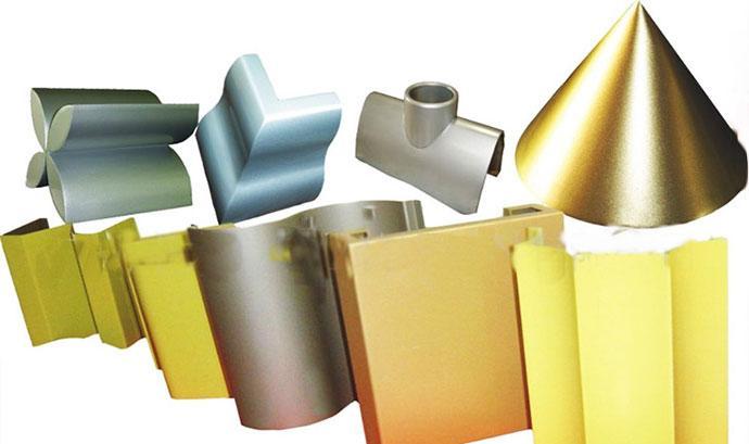 大广铝业如何加工双曲铝单板?带你参观!
