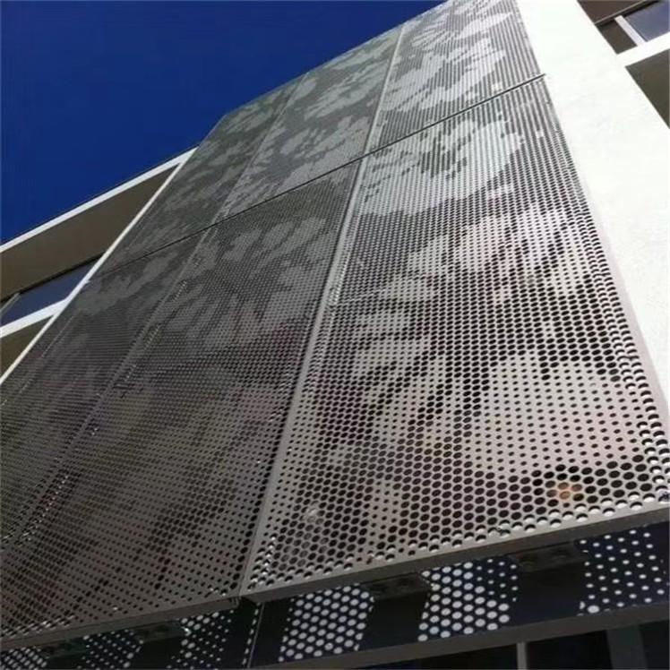 冲孔铝单板可以适用哪些场所?