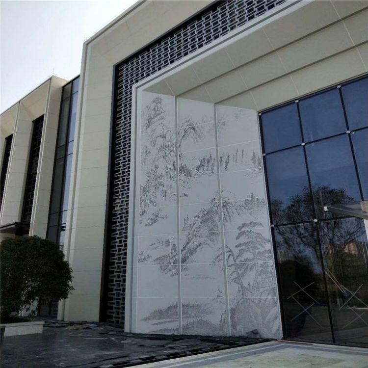 一篇关于铝单板幕墙的安装工艺!